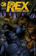 Rex Zombie Killer (2013 Dig Dog Ink) 2