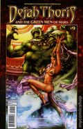 Dejah Thoris and The Green Men of Mars (2013) 9A