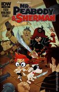 Mr. Peabody and Sherman (2013 IDW) 2