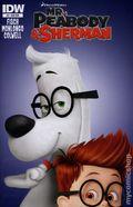 Mr. Peabody and Sherman (2013 IDW) 2SUB