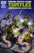 Teenage Mutant Ninja Turtles New Animated Adventures (2013 IDW) 6