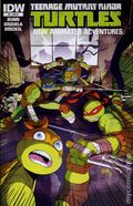 Teenage Mutant Ninja Turtles New Animated Adventures (2013 IDW) 6RI