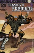 Transformers (2012 IDW) Robots In Disguise 24SUB