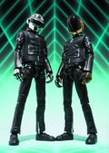 Daft Punk Action Figure (2014 Bandai/S.H.Figuarts) ITEM#1