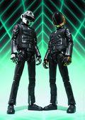 Daft Punk Action Figure (2014 Bandai/S.H.Figuarts) ITEM#2