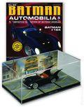 Batman Automobilia: The Definitive Collection of Batman Vehicles (2013- Eaglemoss) Figurine and Magazine #22