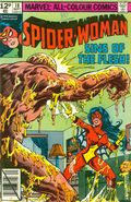 Spider-Woman (1978-1983 1st Series) UK Edition 18UK