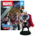 Marvel Fact Files Special (2014 Eaglemoss) Model and Magazine #001