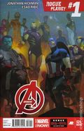 Avengers (2013 5th Series) 24.NOWA
