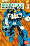 Robotech The New Generation (1985) 12