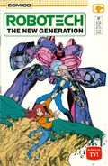 Robotech The New Generation (1985) 17