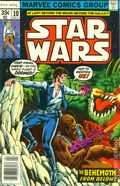 Star Wars (1977 Marvel) 10PIZ