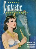 Famous Fantastic Mysteries (1939-1953 pulp) Volume 12, Issue 2