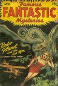 Famous Fantastic Mysteries (1939-1953 Frank A. Munsey/Popular/Altus) Pulp Vol. 4 #1