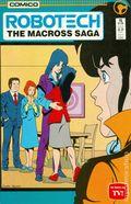 Robotech The Macross Saga (1985-1989 Comico) 15