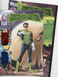 Green Lantern Taco Bell 3-D Pop Up Hero (2010) 1