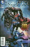 Injustice Gods Among Us (2012 DC) 12A