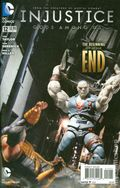 Injustice Gods Among Us (2012 DC) 12B
