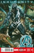 New Avengers (2013 3rd Series) 13A