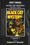 Harvey Horrors Collected Works: Black Cat Mystery HC (2012 PS Artbooks) 3-1ST