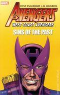 Avengers West Coast Avengers Sins of the Past TPB (2014) 1-1ST
