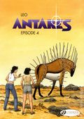 Antares TPB (2012-2016 Cinebook) 4-1ST