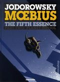 Fifth Essence HC (2013 Humanoids) By Mœbius and Jodorowsky 2-1ST