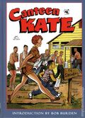 Canteen Kate HC (2013 Canton Street Press) By Matt Baker 1-1ST
