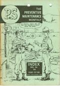 PS The Preventive Maintenance Monthly Index 197404