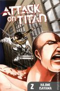 Attack on Titan GN (2012- Kodansha Digest) 2-REP