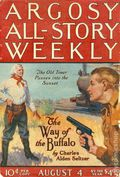 Argosy Part 3: Argosy All-Story Weekly (1920-1929 Munsey/William T. Dewart) Aug 4 1923
