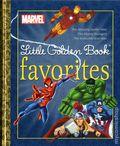 Marvel Little Golden Book Favorites HC (2013) 1-REP