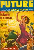 Future Combined with Science Fiction (1950-1951 Columbia Publications) Pulp 2nd Series Vol. 2 #2DEL