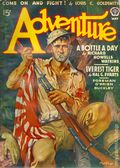 Adventure (1910-1971 Ridgway/Butterick/Popular) Pulp Vol. 107 #1