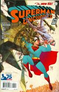 Superman Unchained (2013 DC) 5C
