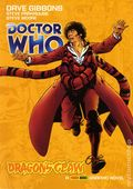 Doctor Who Dragon's Claw TPB (2012 Panini) 1-1ST