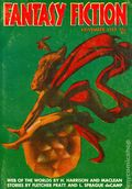 Fantasy Fiction (1953 pulp) Vol. 1 #4