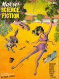 Marvel Science Fiction (1951-1952 Stadium) Pulp Vol. 3 #5