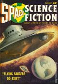Space Science Fiction Magazine (1957 Republic Features) Pulp Vol. 1 #2