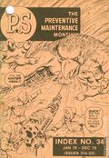PS The Preventive Maintenance Monthly Index 197901