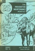 PS The Preventive Maintenance Monthly Index 197607