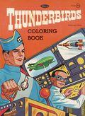 Thunderbirds Coloring Book (1968 Whitman) 1115