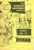PS The Preventive Maintenance Monthly Index 197801