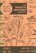 PS The Preventive Maintenance Monthly Index 197601