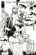 Walking Dead (2003 Image) 115N