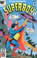 New Adventures of Superboy (1980 DC) Whitman 5