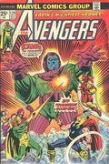 Avengers (1963 1st Series) Mark Jewelers 129MJ
