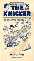 Knicker (c. 1900's) 3103