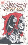 Avengers Invaders (2008 Marvel Dynamite) 1DF.REMARK.A