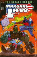 Savage Dragon Marshal Law (1997) 2